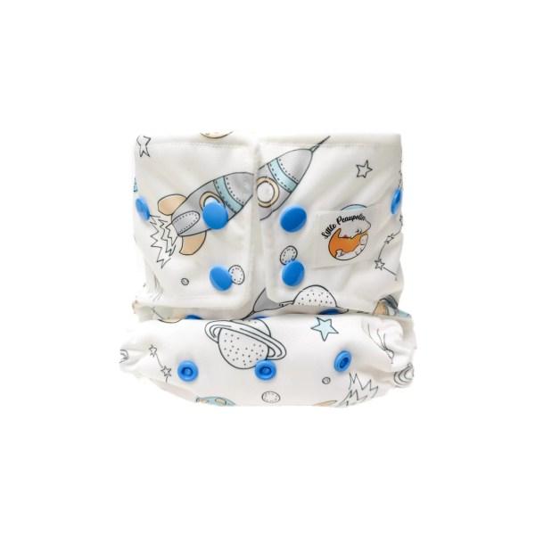 couches bébé lavables spatial