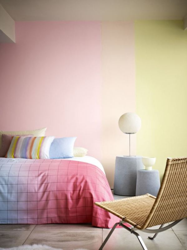How To Paint Ombre Walls Tips 20 Ombre Wall Paint Ideas Little Piece Of Me