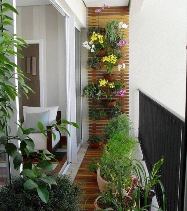 DIY Balcony Vertical Garden Ideas - Little Piece Of Me on Backyard Balcony Ideas id=44330