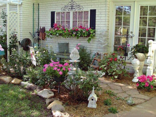 Vintage Garden Decor Ideas Little Piece Of Me