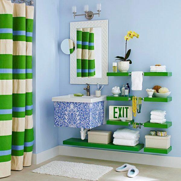 DIY bathroom design ideas on a budget on Bathroom Ideas On A Budget  id=31409