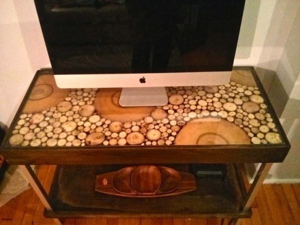 20 Creative Diy Table Top Ideas For More Beautiful Living Room Little Piece Of Me