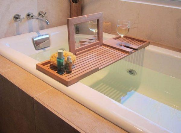 Bathroom Tray Decor