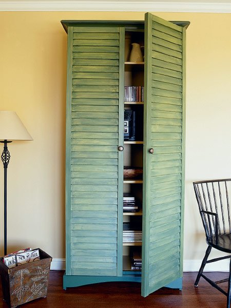 Reuse Old Wooden Shutters Little Piece Of Me
