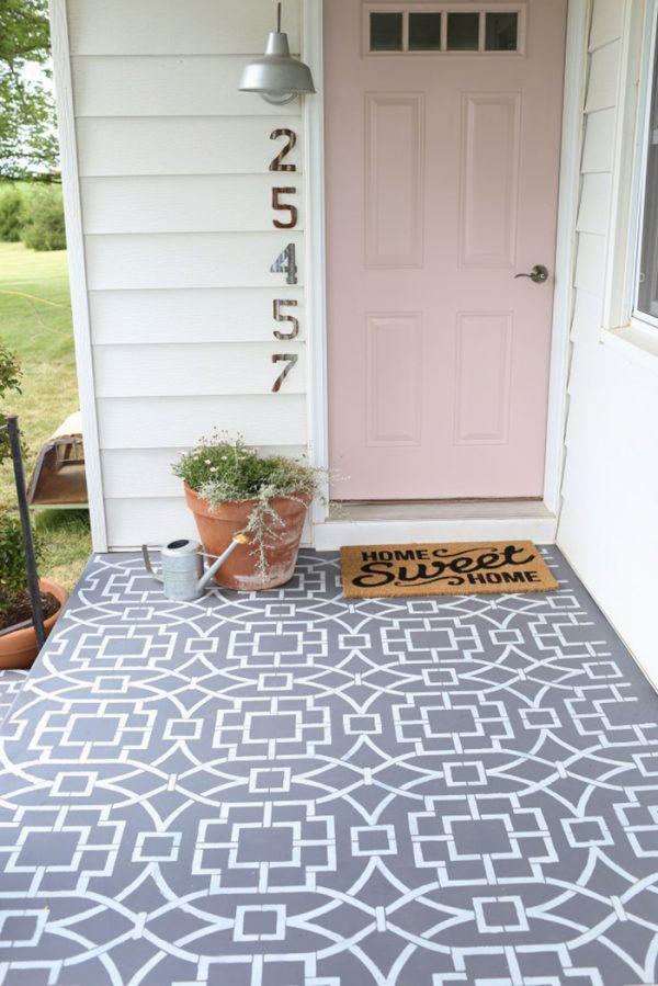 porch floor paint ideas