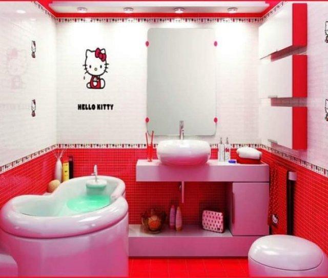 Fun Kids Bathroom