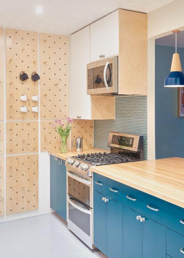 kitchen pegboard hooks