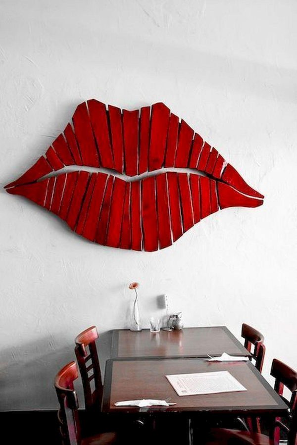3d wall art decor
