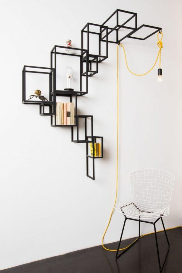 wall shelving solutions
