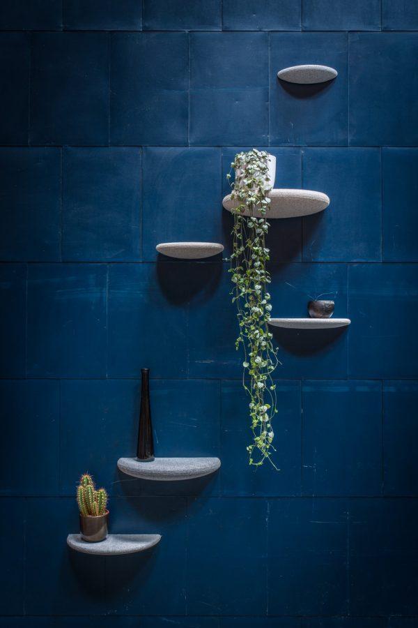 10 Creative wall shelves ideas on Creative Wall  id=58618