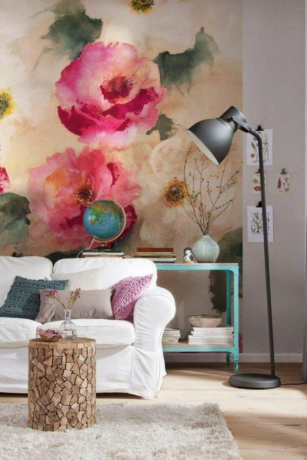 rose home decor