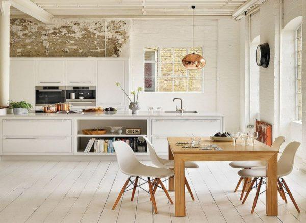 scandinavian kitchen table and chairs