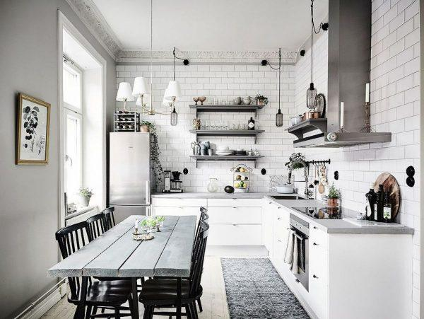scandinavian interior design kitchen