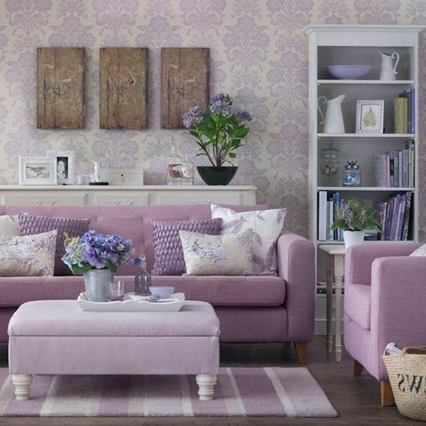 lavender room ideas