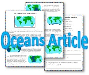 Cover photo for article about the oceans