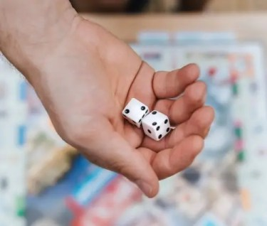 Ready to roll dice