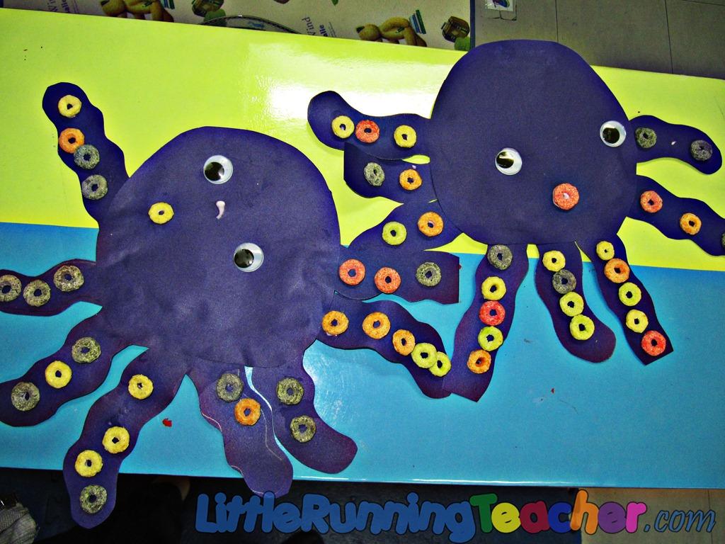 Circles Fruit Loops Octopus5