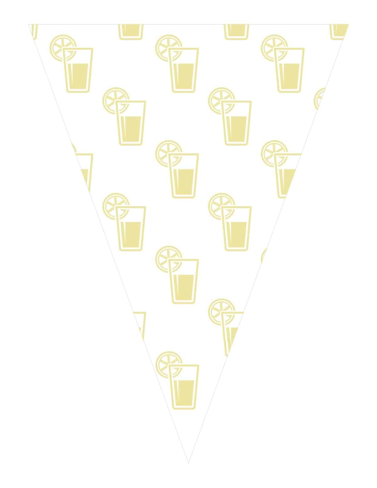Honey Lemonade Stand Free Printable Banner