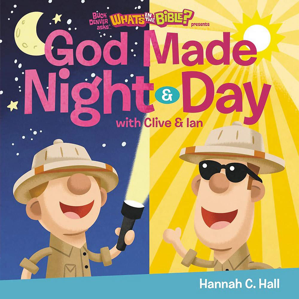 God made night and day Clive and Ian book