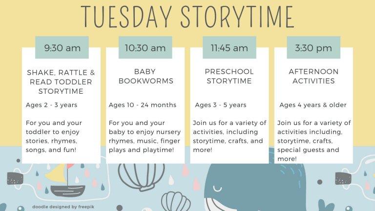 Children's Programs - New