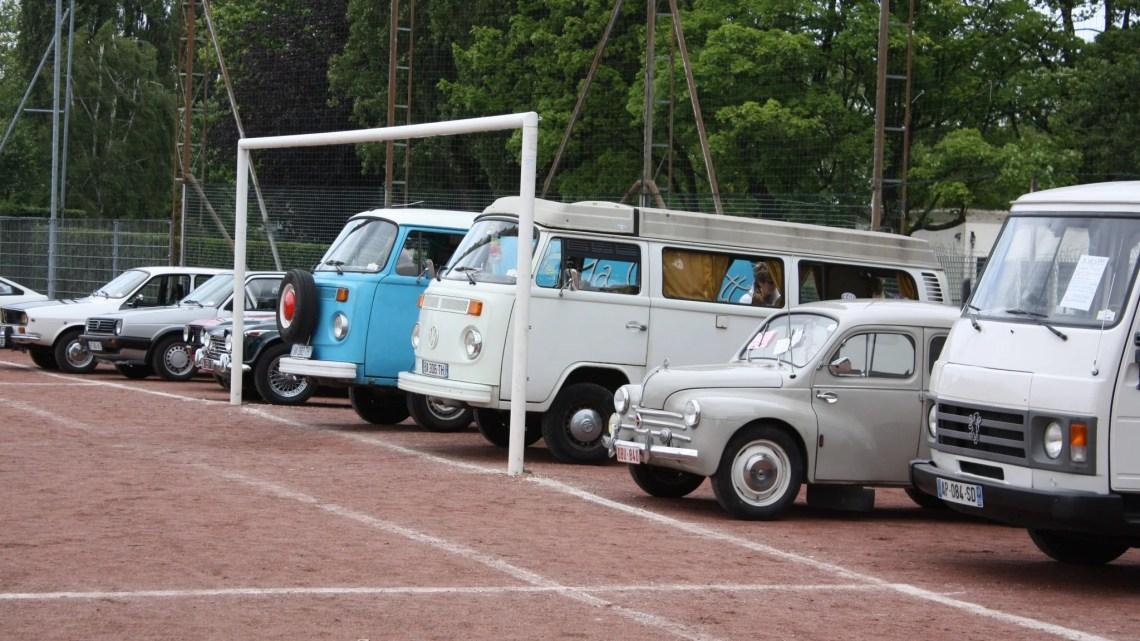 Photos du Festival des Belles Mécaniques 2012 : journée du samedi