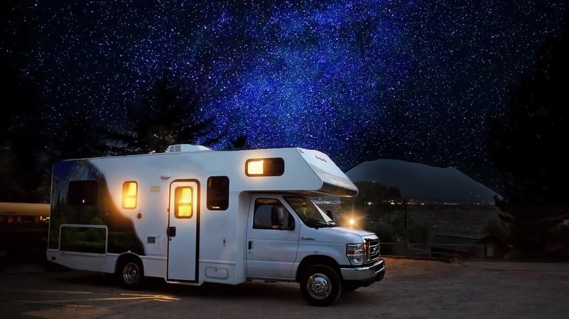 Un camping car, oui, mais pas n'importe lequel