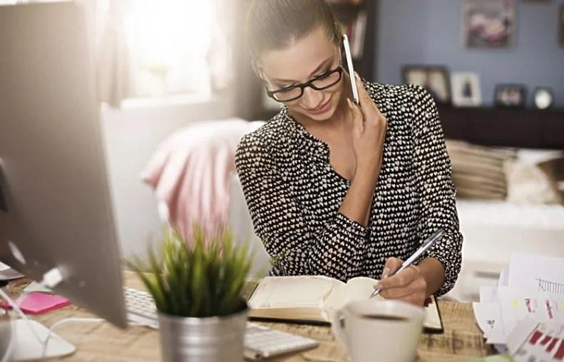 5 astuces pour se sentir bien quand on travaille chez soi