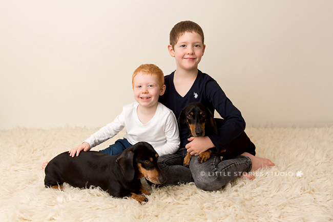 brisbane kids and pet photography