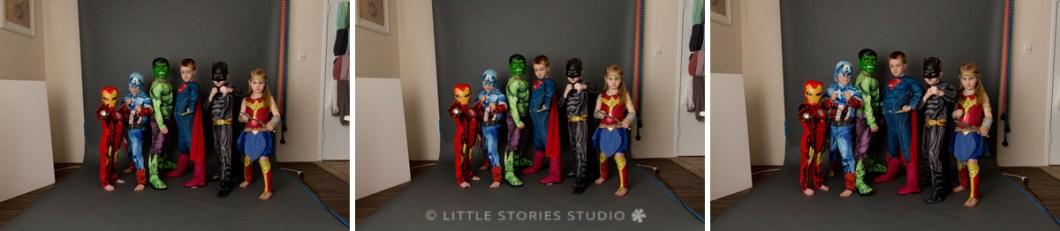 brisbane kids superhero photos