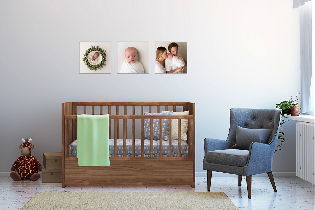baby gallery in nursery