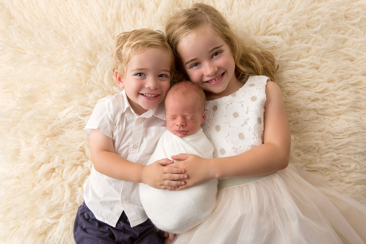 newborn & sibling photos Brisbane 010