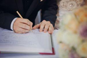 Civil Wedding Photography