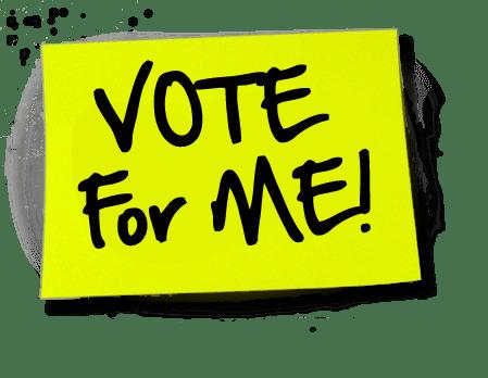 Image result for vote me