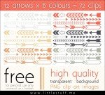 Free Arrow Clip Art