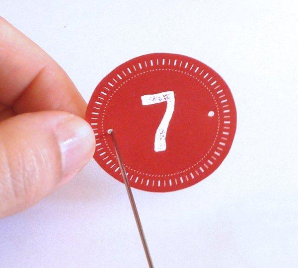 Printable Advent Calendar