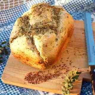 Thyme Bread Loaf