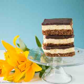 Nanaimo Cheesecake Bars (video)