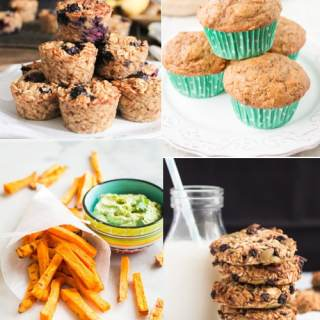 20 Healthy Back-to-School Snacks and Breakfast Ideas