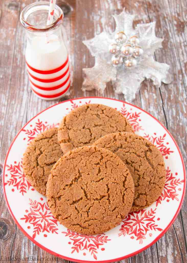 recipe: starbucks ginger molasses cookie nutrition facts [20]