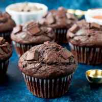 Double Chocolate Muffins (video)