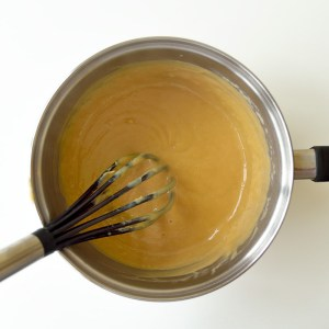 Vegan Butterscotch Pudding