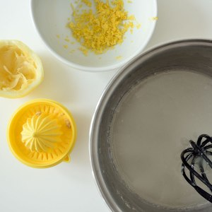 Homemade Vegan Lemon Curd