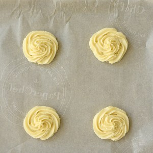 Viennese Whirls Biscuits