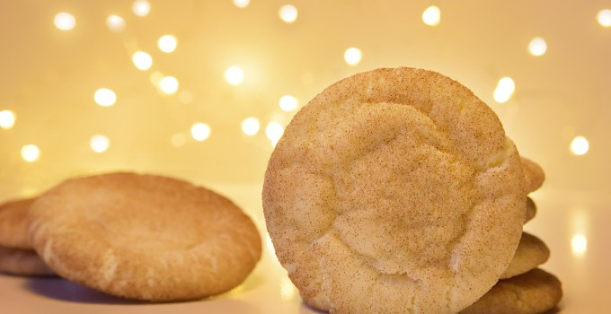Vegan Snickerdoodles Cookies