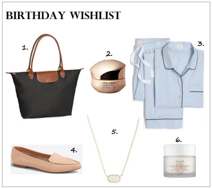 little things olga connecticut style blog birthday wishlist
