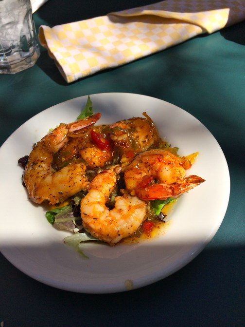 Satsuma Pepper Glazed Shrimp