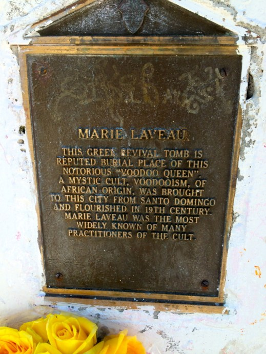 Marie Laveau - New Orleans | It's The Little Things travel blog