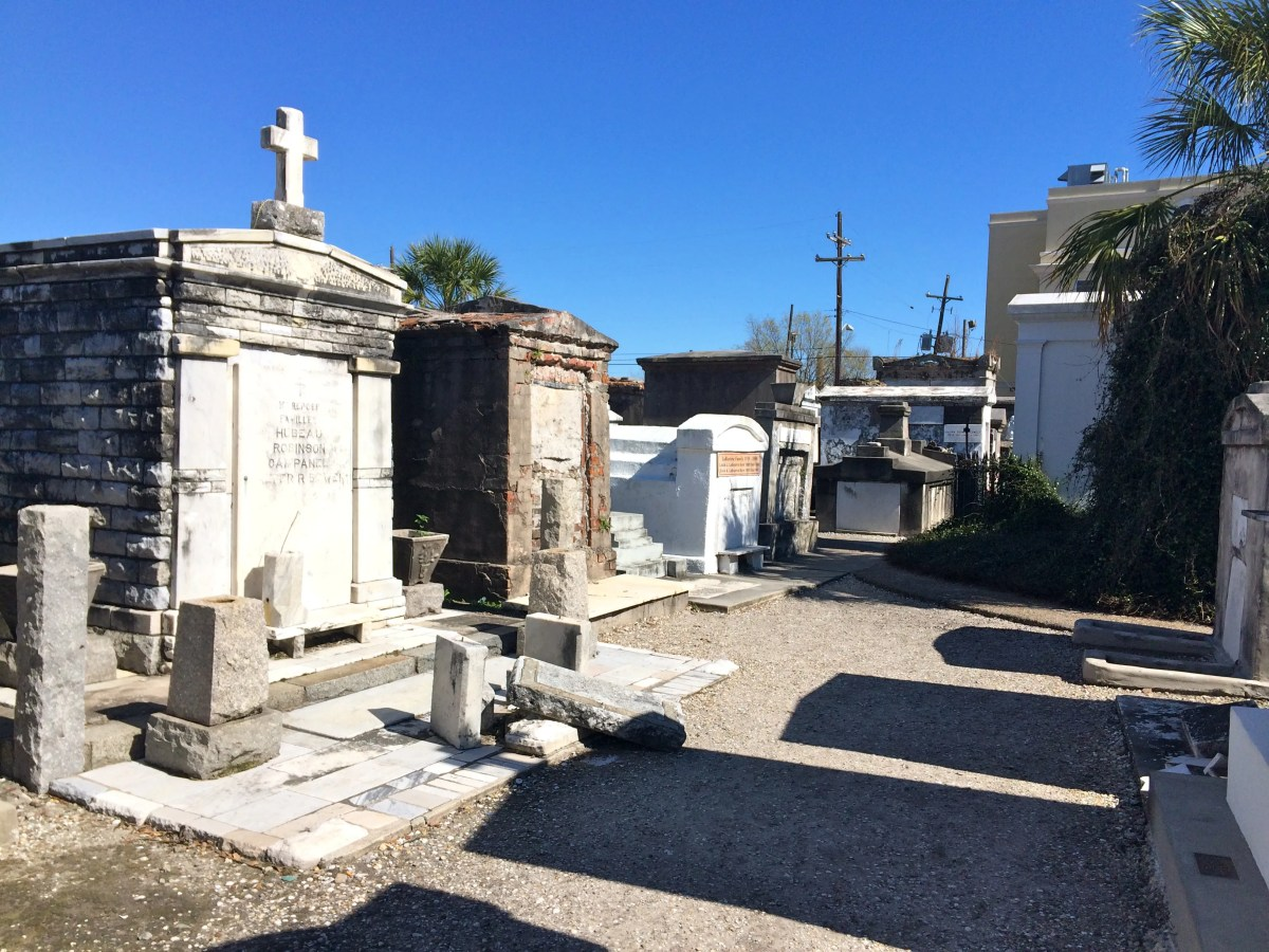 New Orleans Voodoo: Triple X Marks the Spot