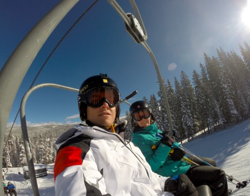Ski Lift Winter Park CO | Little Things Travel Blog