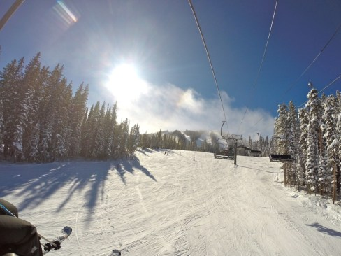Winter Park Slopes | Little Things Travel Blog